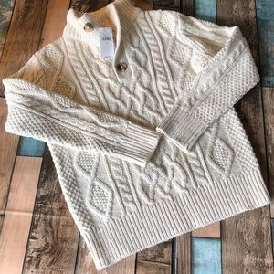 Gap Kids Cable-Knit Sweater